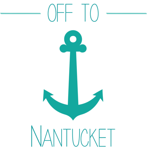 Off to Nantucket