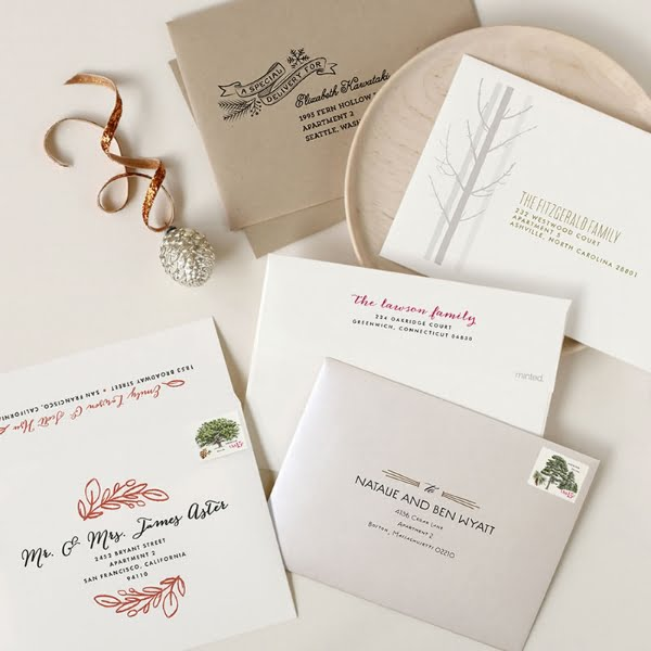 Holiday Cards and a Giveaway from Minted