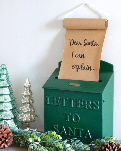 Dear Santa Artwork