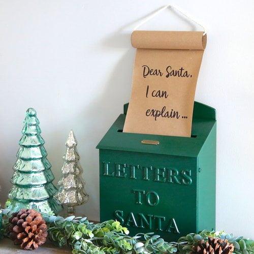 Dear Santa Artwork