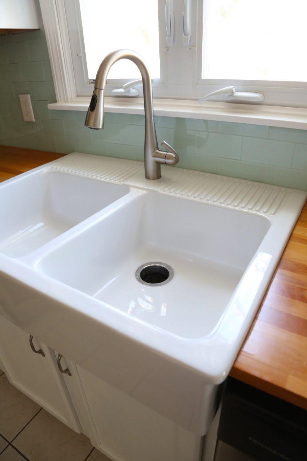 Ikea Domsjo Farmhouse Sink 1 Year Review