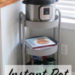 instant pot cart