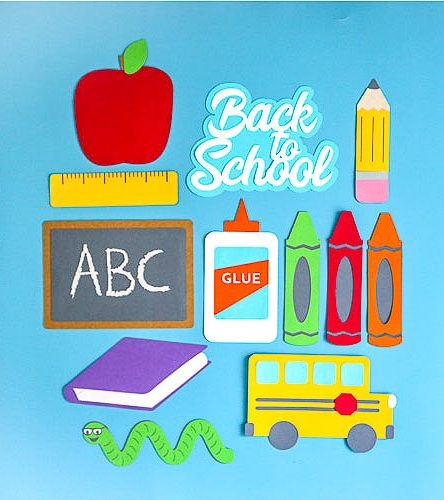 10 Back to School Projects with Cricut