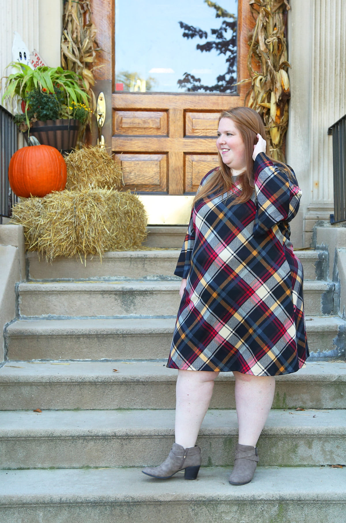 The Perfect Plus Size Dress for the Holidays