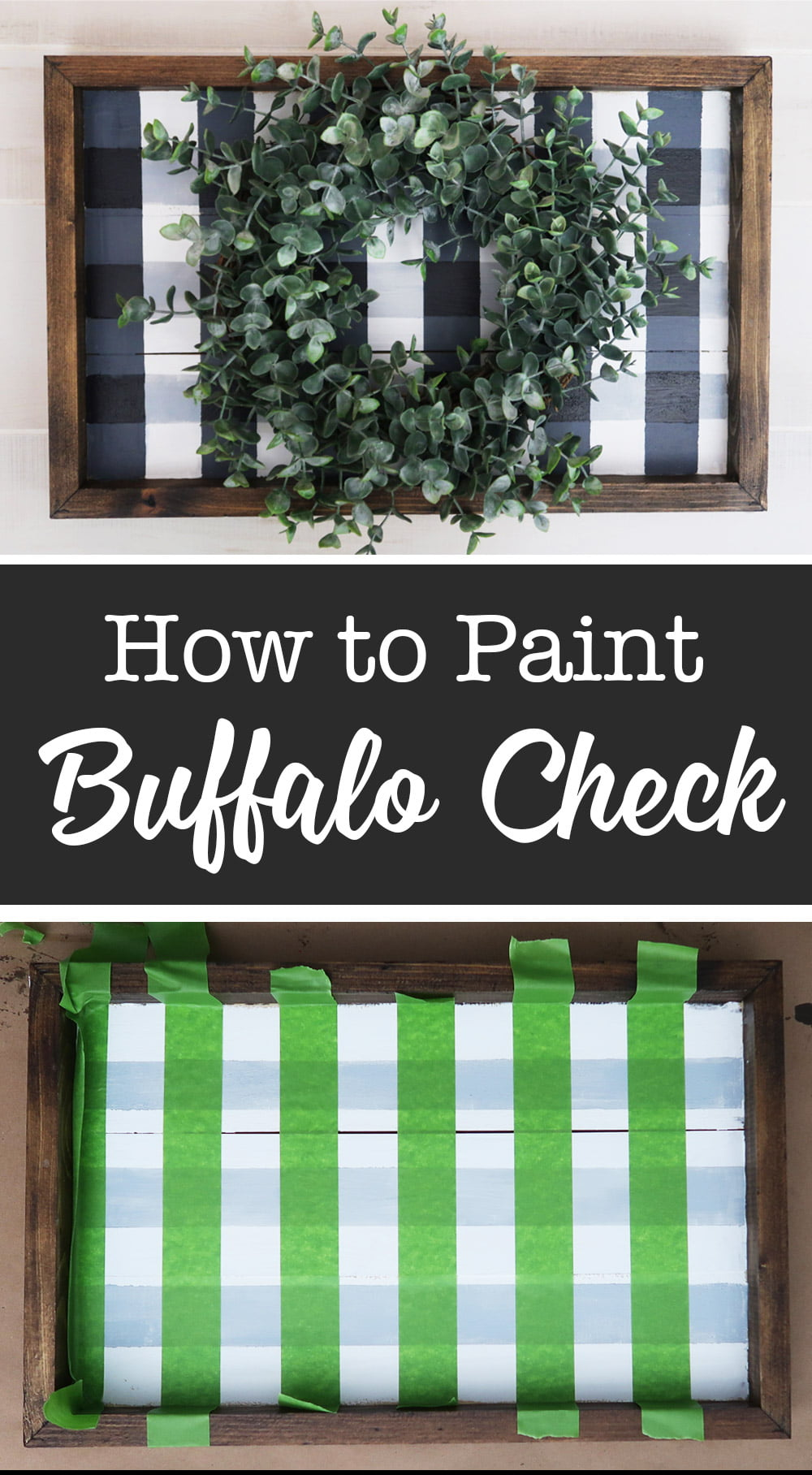 buffalo check sign