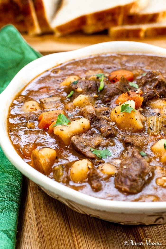 Instant Pot Beef Stew (With A Secret Ingredient)
