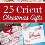 25 Cricut Christmas Gifts