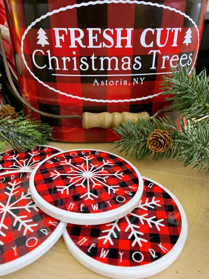 Personalized Christmas Gifts With Cricut Weekend Craft