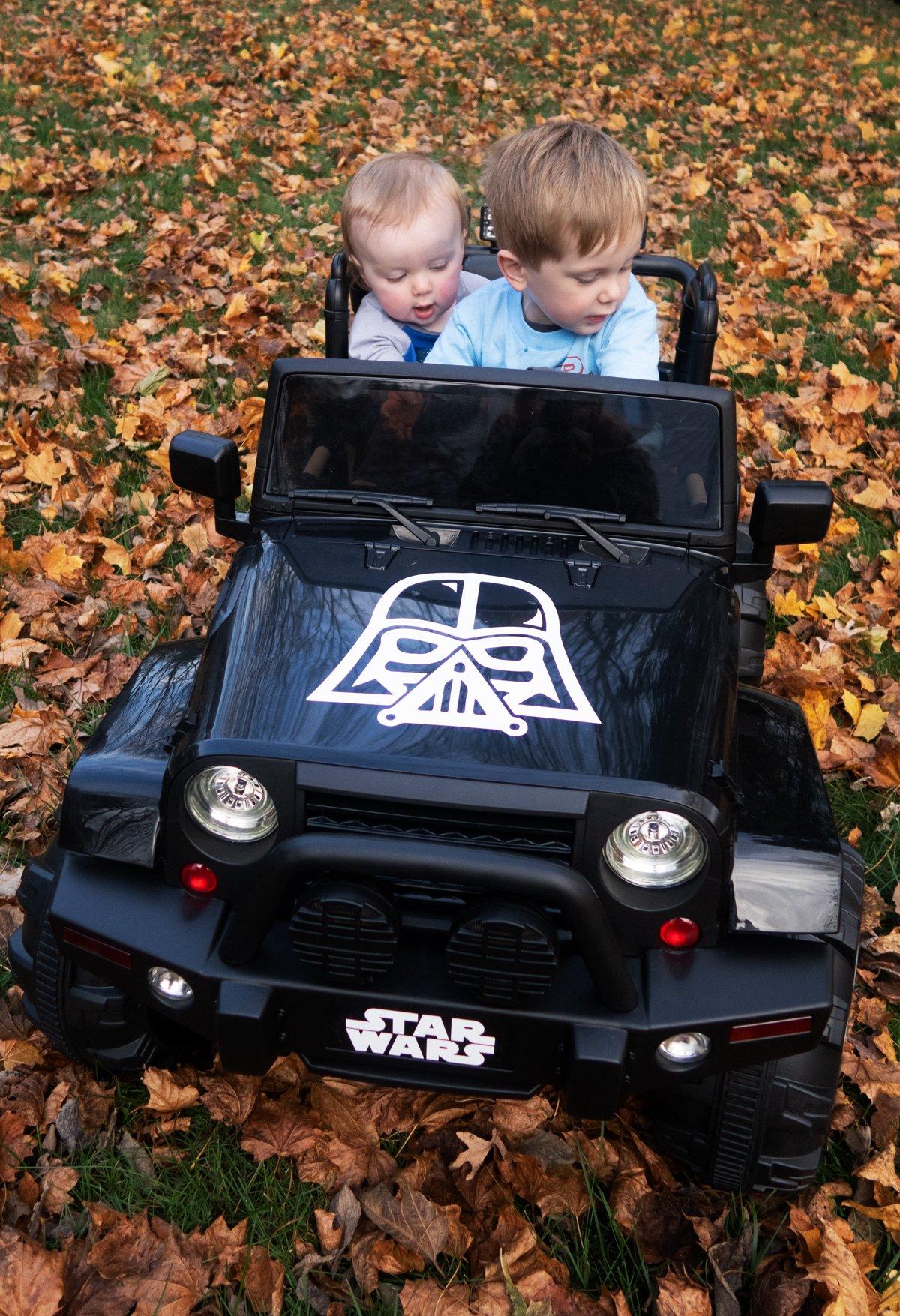 Kids Star Wars Jeep