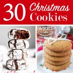 30 Best Christmas Cookies