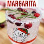 White Christmas Margarita