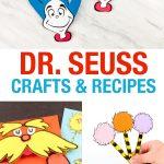 Dr.Seuss Crafts and Recipes