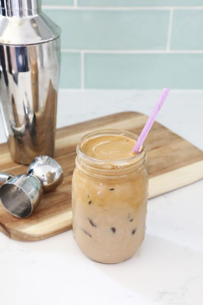 Alcoholic Whipped Coffee