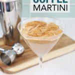 Whipped Coffee martini