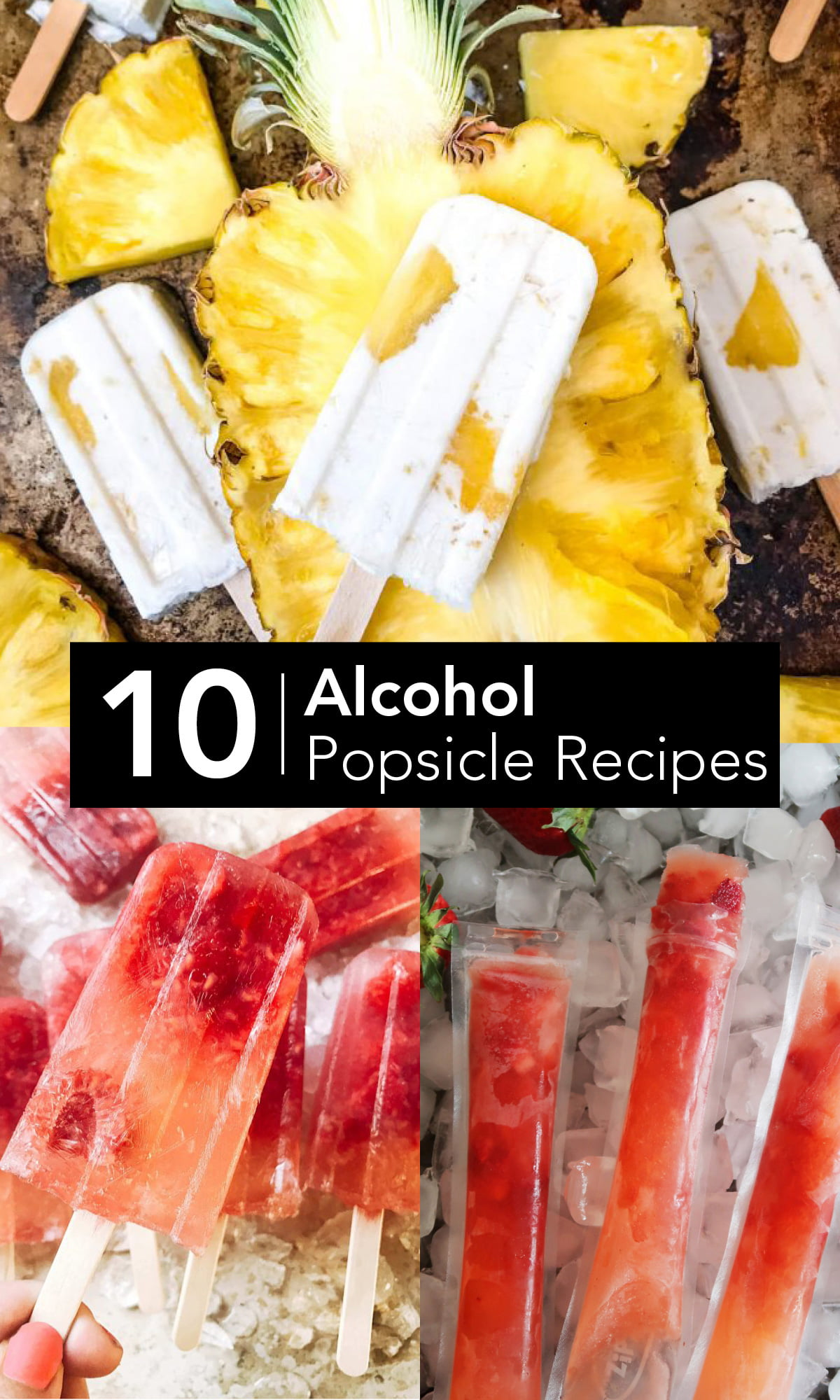 10 Alcohol Popsicle Recipes