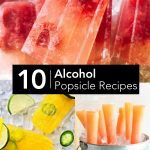 10 Alcohol Popsicle