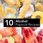 Alcohol Popsicle