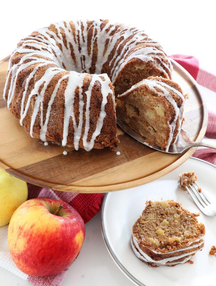 Apple Bundt Cake