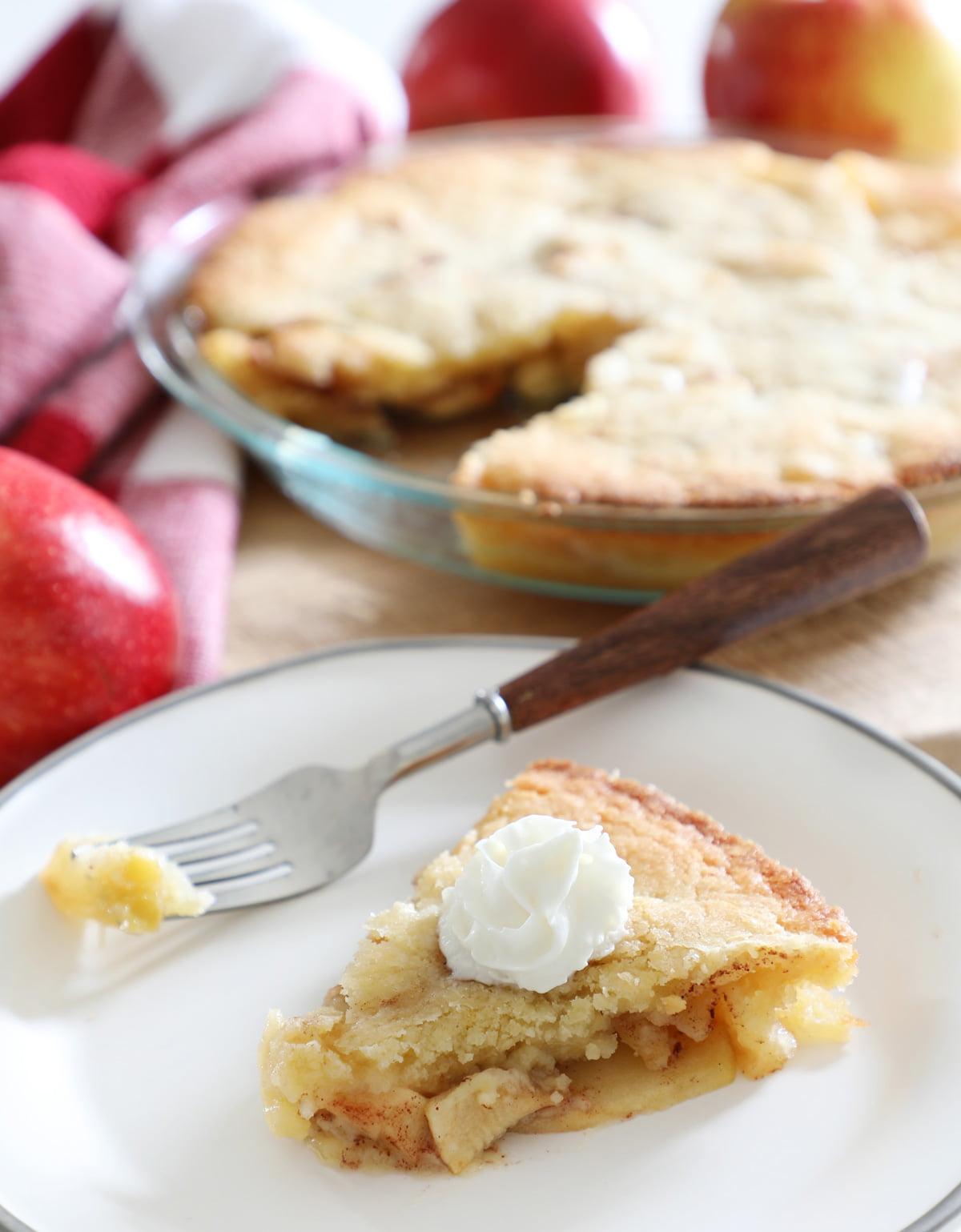 swedish apple pie recipe