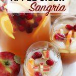 Apple Cider Sangria