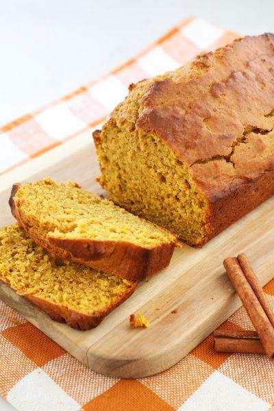 Velvet Pumpkin Bread