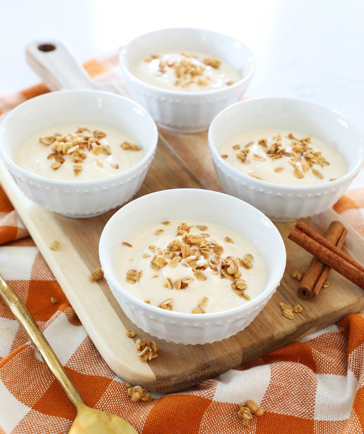 Instant Pot Pumpkin Yogurt