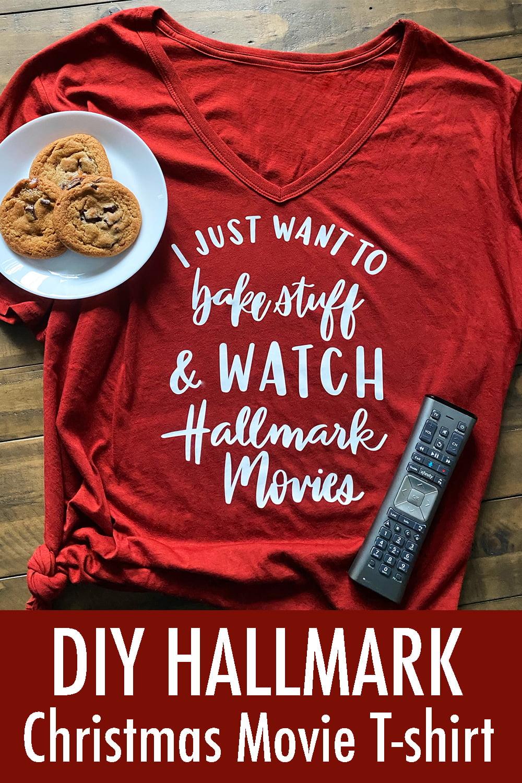 Hallmark Christmas Movie shirt