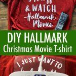 Hallmark Christmas Movie tshirt
