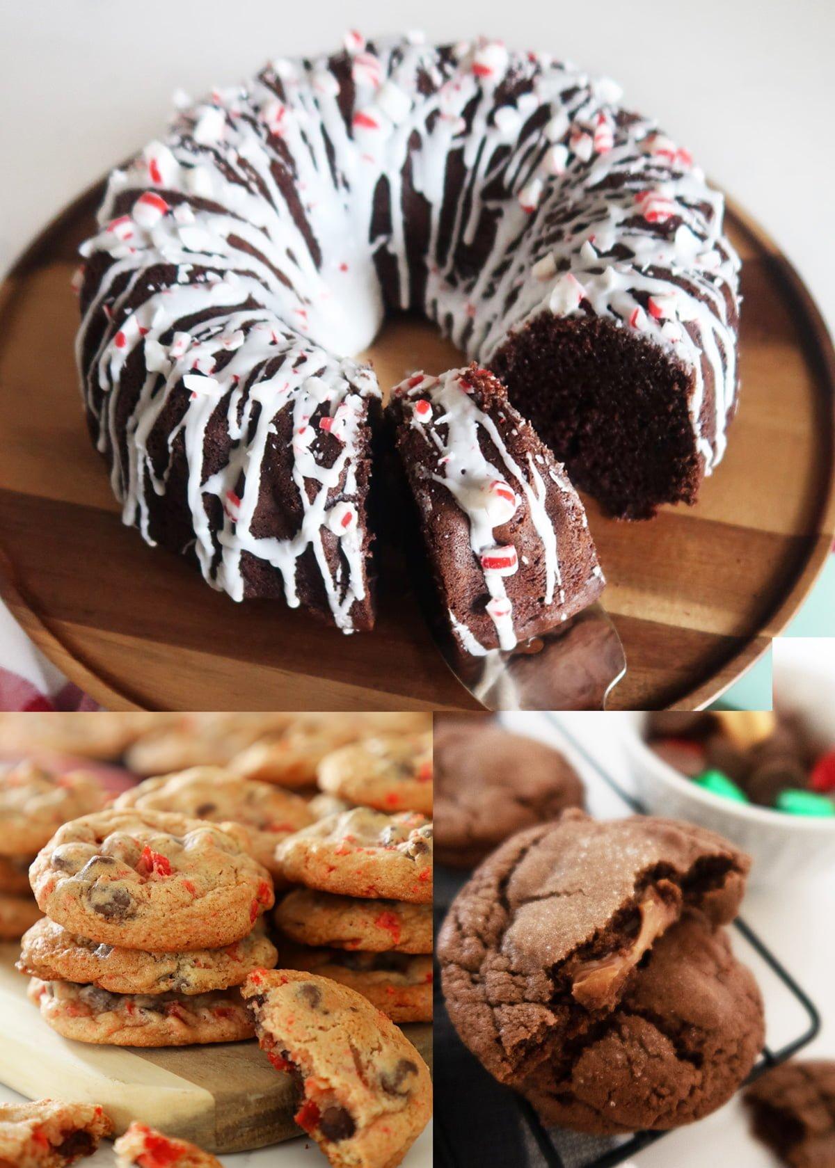 Easy Christmas Dessert Recipes