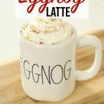 Eggnog Latte recipe