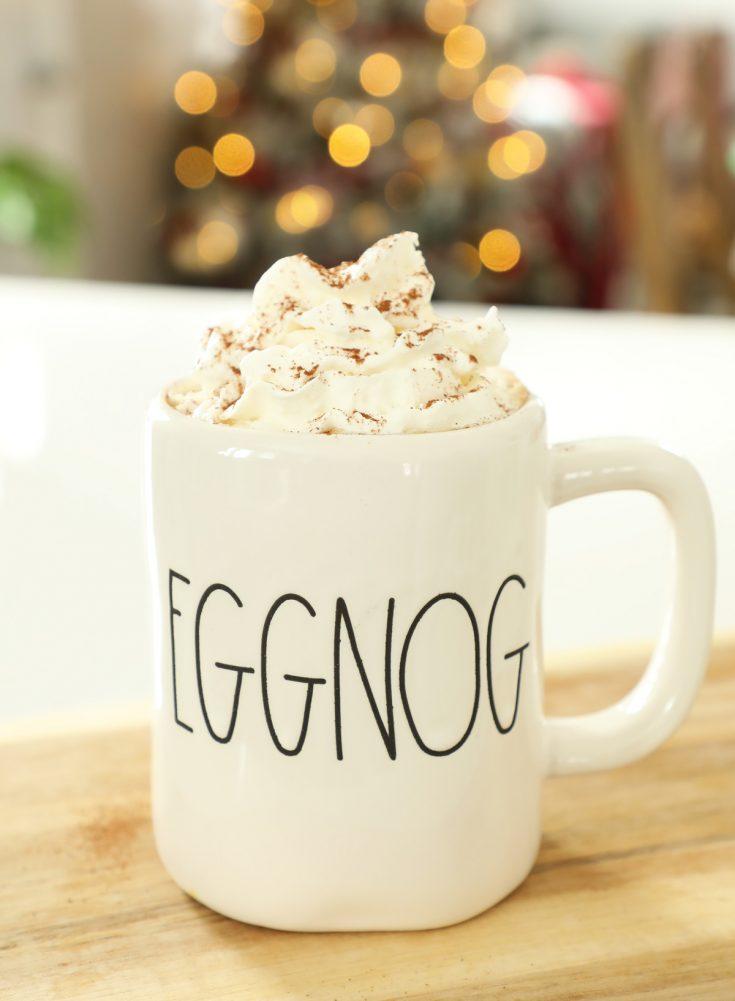 Eggnog Latte