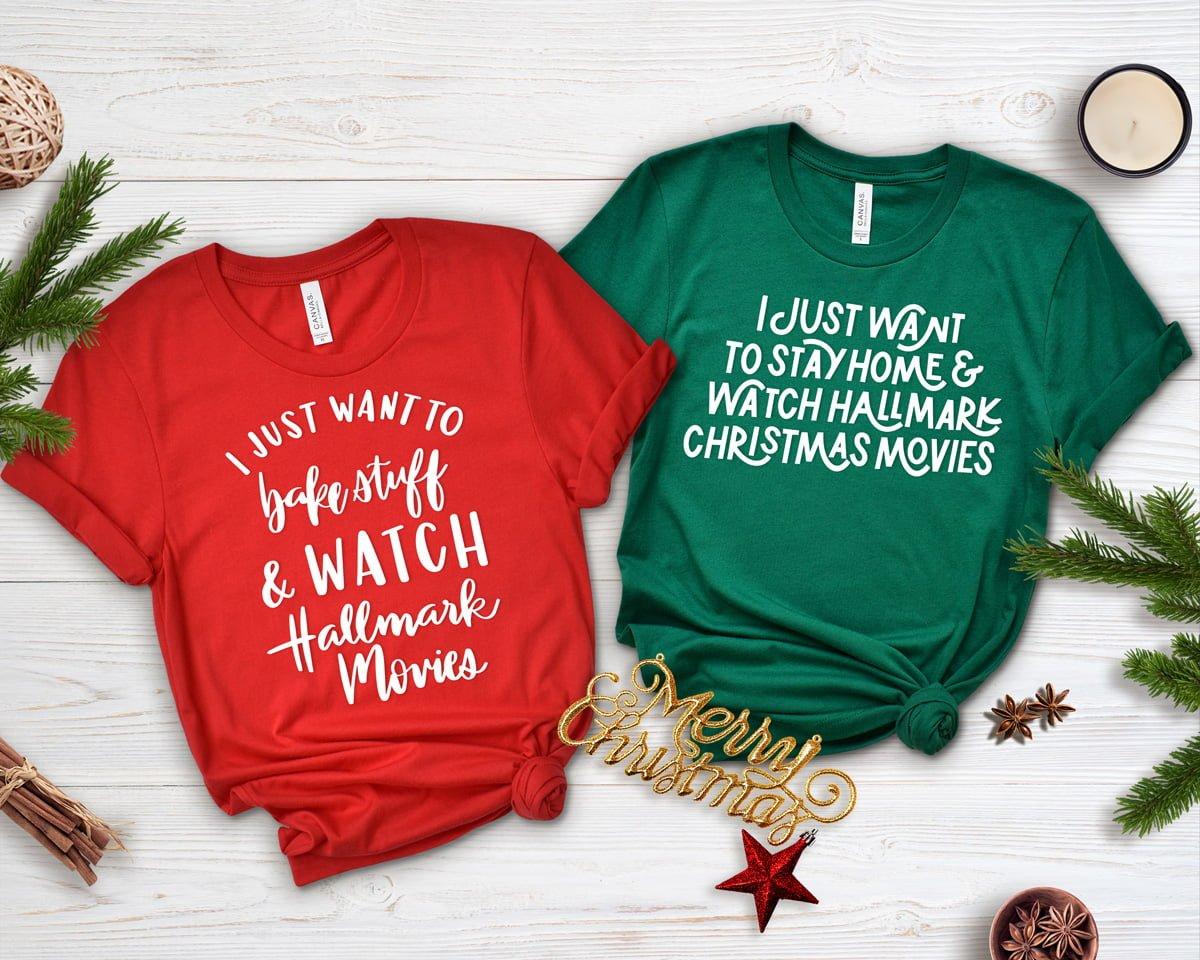Hallmark Christmas Shirts