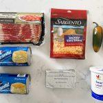 Jalepeno Biscuit ingredients