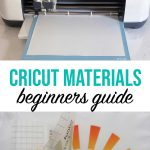 Cricut Materials Beginners Guide