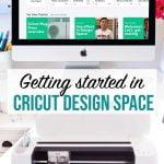 Getting Started in Cricut Design Space
