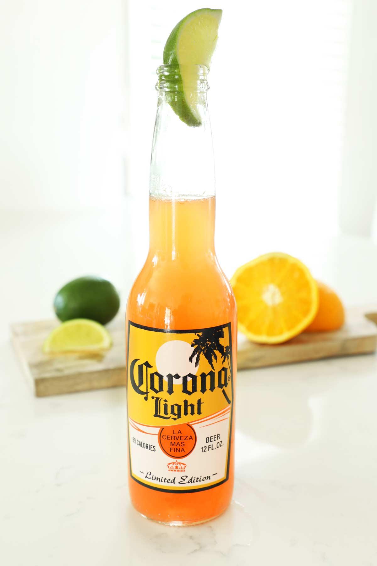 Corona Sunrise Drink