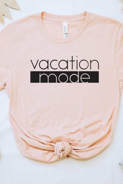 Vacation Mode Free SVG