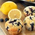 Lemon Blueberry Muffin Recipe