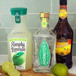 Classic margarita ingredients