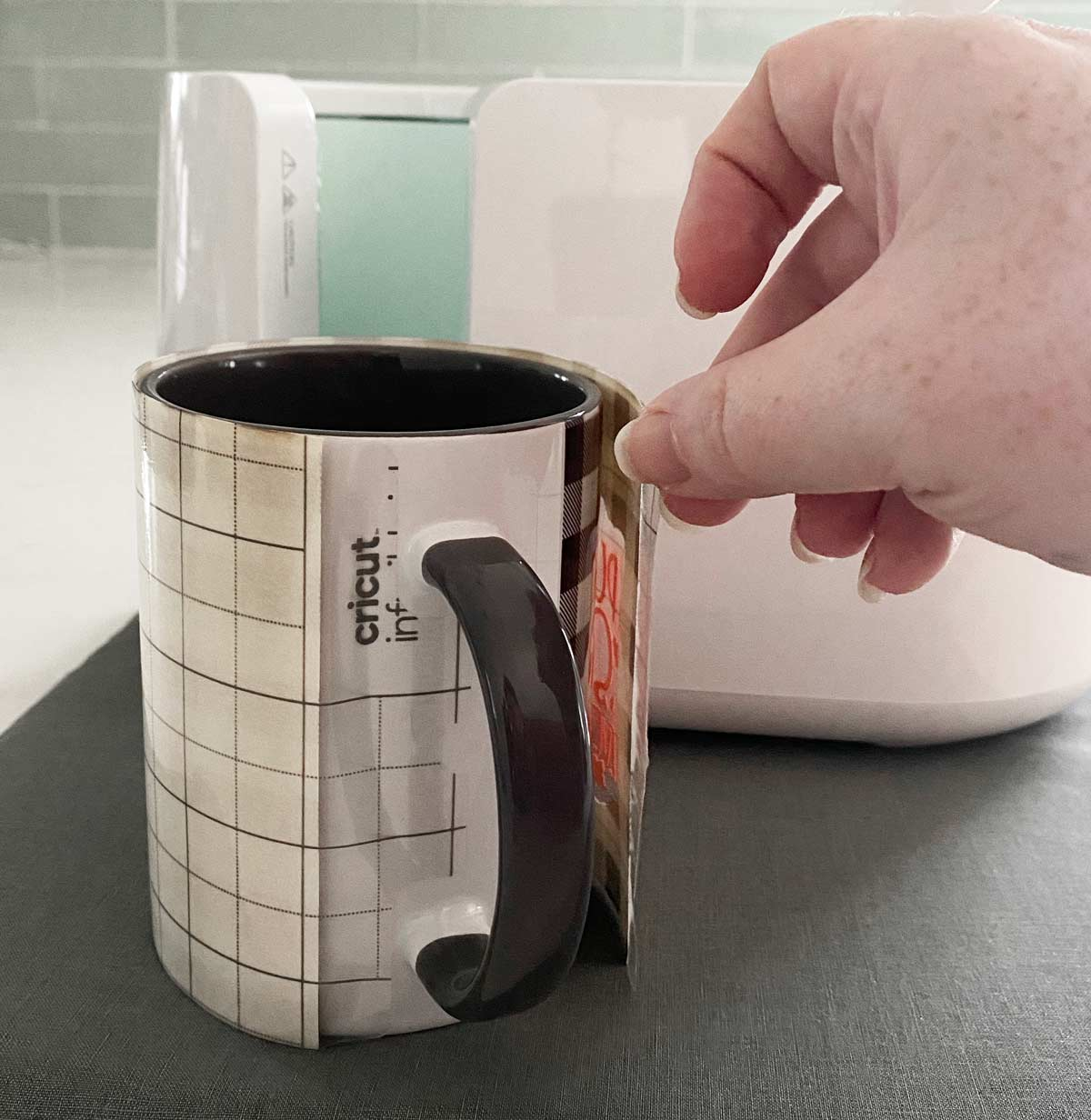 Infusible Ink Mug Wrap