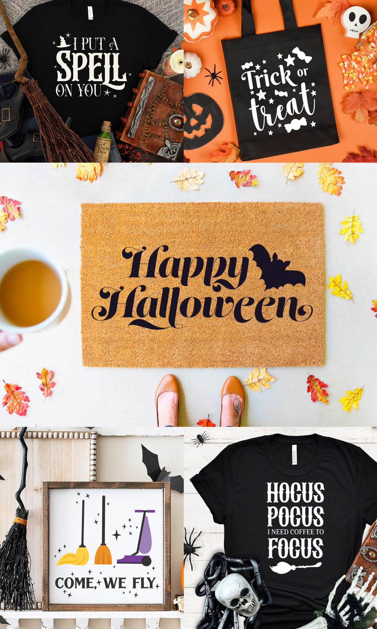 Halloween SVG Files