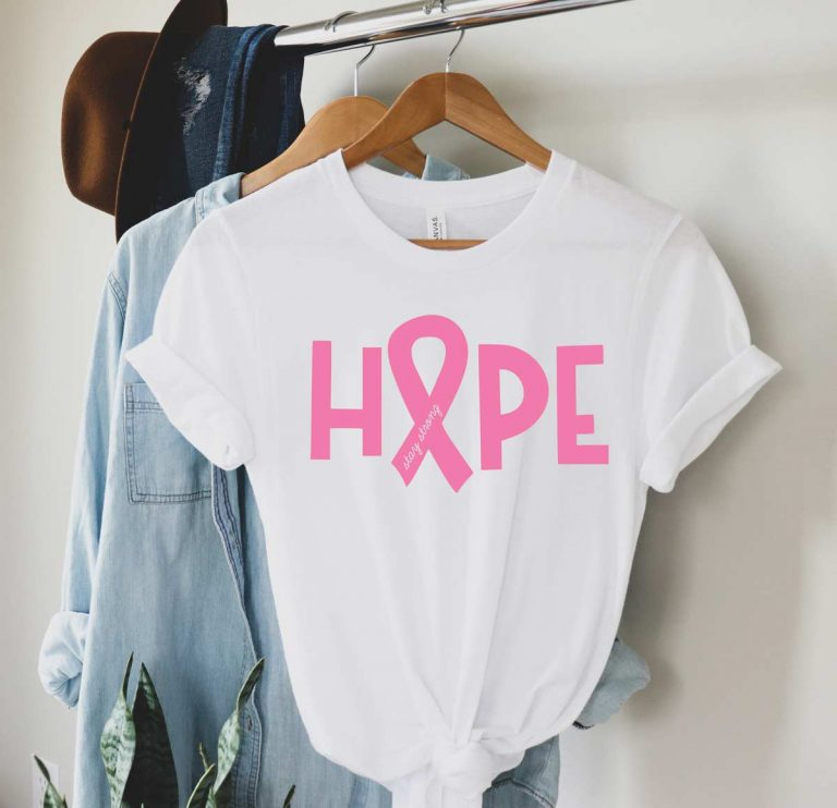 Breast Cancer Awareness SVG
