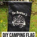RV Camping Flag