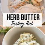 Herb Butter Turkey